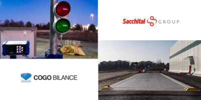 Sacchital, il nuovo impianto di pesatura
