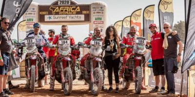 RS MOTO E COGO BILANCE PROTAGONISTI ALLA 12/A ECO RACE